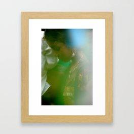 Little India Framed Art Print