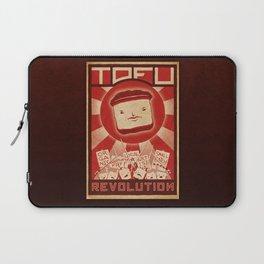 Tofu Revolution Laptop Sleeve