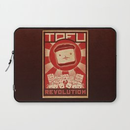 Tofu Revolution Laptop Sleeve