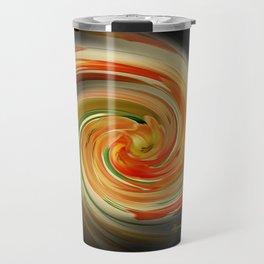 The whirl of life, W1.6B Travel Mug