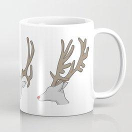 Reindeer Noses Coffee Mug