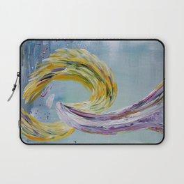 Angel of Joy & Happiness Laptop Sleeve