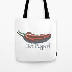 Hot Pepper! Tote Bag