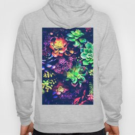 Colorful Plants Hoody
