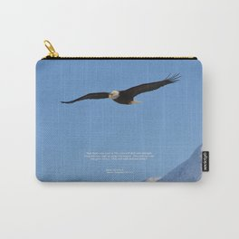 Soaring High!  -  Mature Carry-All Pouch
