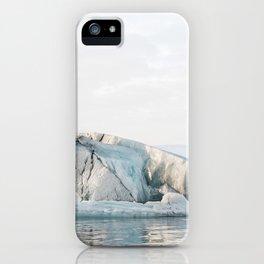 Tip Of The Iceberg XI iPhone Case