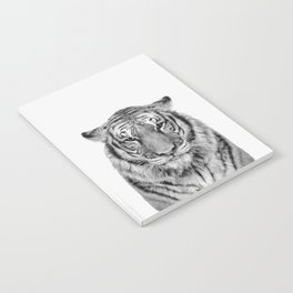 African Tiger Notebook