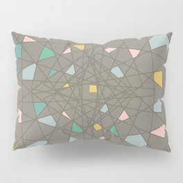 Minimalist color joy Pillow Sham