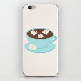 Marshmeowlows iPhone Skin