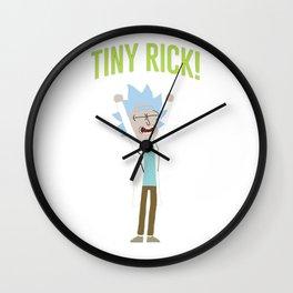 Rick Wall Clock