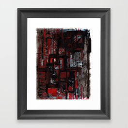 #3 Framed Art Print