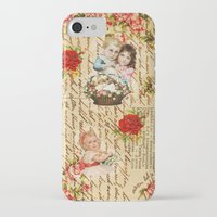 shabby chic iPhone & iPod Cases featuring Shabby Chic by Diego Tirigall