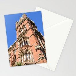 St. Pancras Renaissance Hotel Stationery Cards