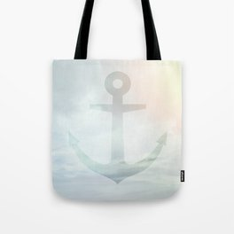 Anchor Sky Tote Bag