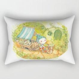 On the Road ! Rectangular Pillow