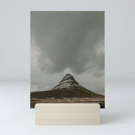Iceland Kirkjufell Mountain Mini Art Print