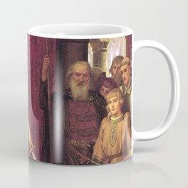 Knight of Excalibur Coffee Mug