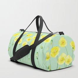 Yellow Wildflowers II Duffle Bag
