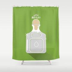 In My Fridge - Tequila Shower Curtain