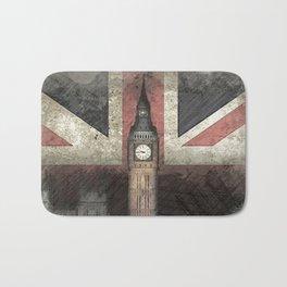Big Ben United Kingdom Bath Mat