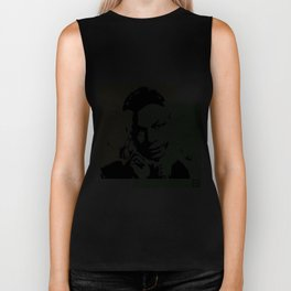 Nat King Cole Biker Tank