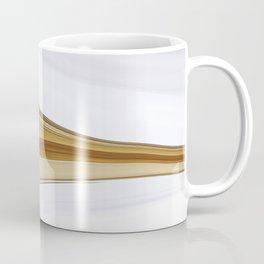 Golden Honey Marble Coffee Mug