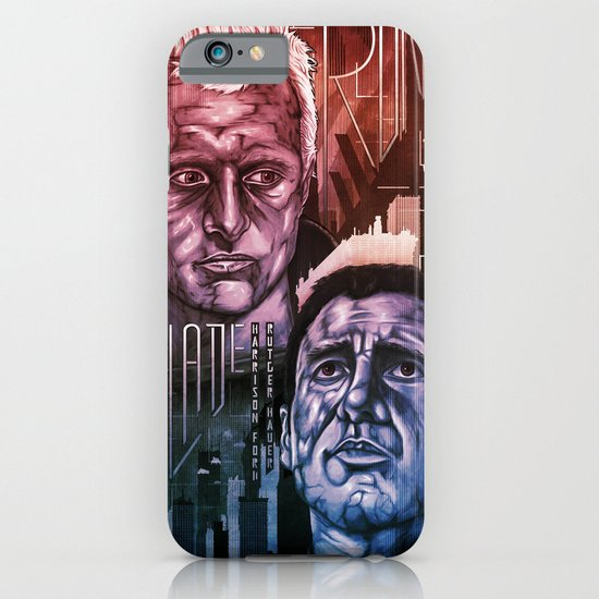 Blade Runner 30th anniversary iPhone & iPod Case