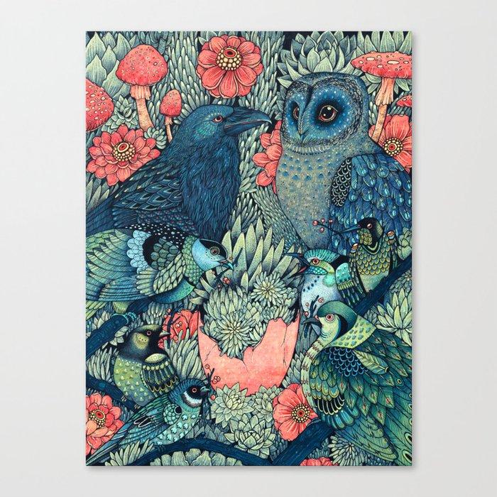 Cosmic Egg Canvas Print