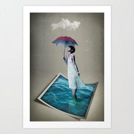 Ocean of Dreams Art Print