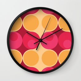 MCM Genie Wall Clock