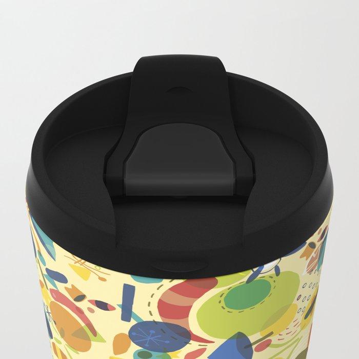 Dust Metal Travel Mug