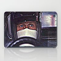 taxi driver iPad Cases featuring Driver by LeicaCologne Germany