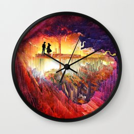Tryst Wall Clock