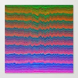 Wavezzz Canvas Print