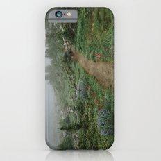 Washington Wildflower Fog Slim Case iPhone 6s
