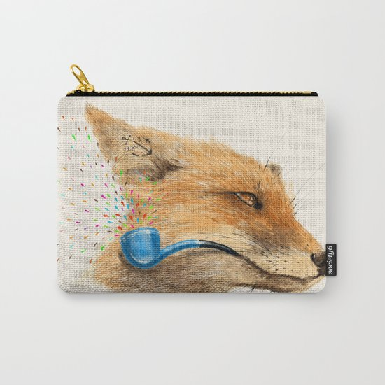 Fox V Carry-All Pouch