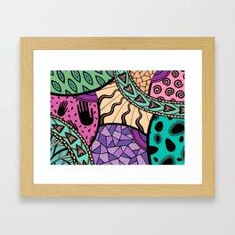 Genesis1 Framed Art Print