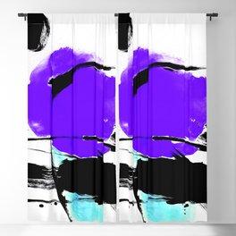 Brush Dance No.602f by Kathy Morton Stanion Blackout Curtain