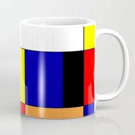 Mondrian #9 Coffee Mug