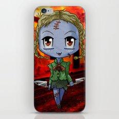 Chibi Zombie iPhone & iPod Skin