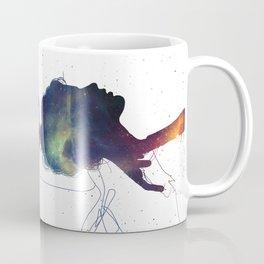 Stellar Girl Coffee Mug