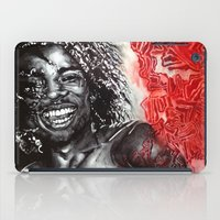 africa iPad Cases featuring Africa by Lucy Schmidt Art
