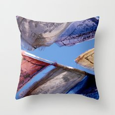 Nepal Throw Pillow