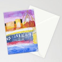 Jack's favourite ship Stationery Cards