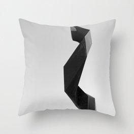 sculture Throw Pillow