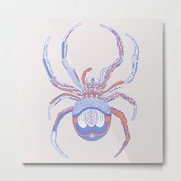 Spider II Metal Print