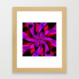 Meditation Mecca Framed Art Print