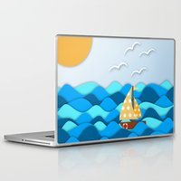 adventure Laptop & iPad Skins featuring Adventure by Find a Gift Now