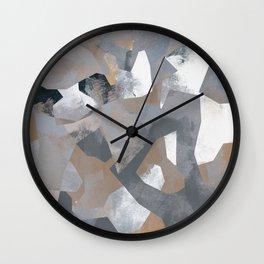 Camouflage XCI Wall Clock