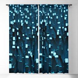 Celebrity BLUE Blackout Curtain